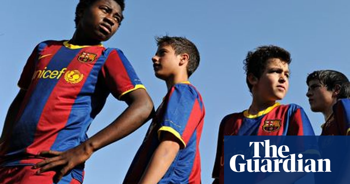 Barcelona fail to heed warning signs as Fifa cracks down on youth