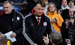 Man Utd v Bayern Munich