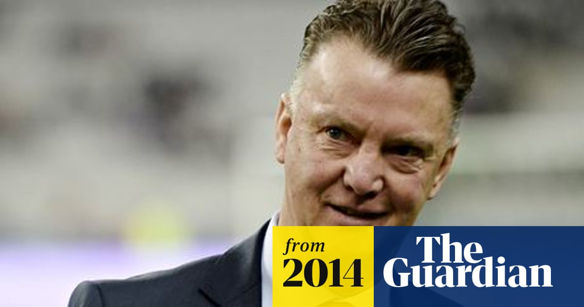 Louis Van Gaal Hoping To Seal Manchester United Deal This