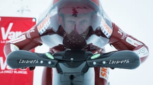 Éric Barone speed record