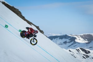 Eric Barone speed record
