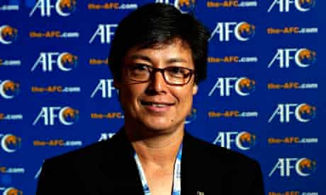 Fifa executive committee member Moya Dodd says football must 'take sexism as seriously as racism'.
