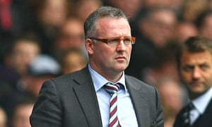 Paul Lambert's reign as Aston Villa manager may be nearing its end with the club about to be sold.
