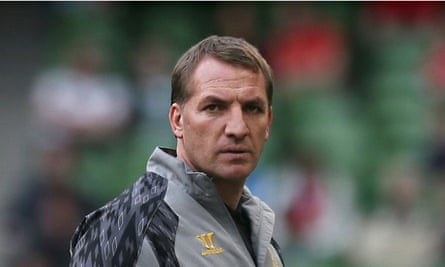 Brendan Rodgers is eager to enhance the Liverpool squad after coming second in the Premier League.