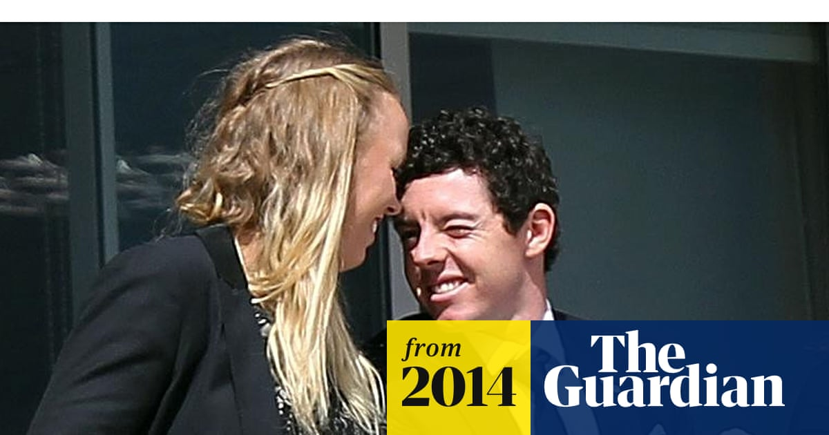 Rory Mcilroy Calls Off Engagement To Caroline Wozniacki Rory Mcilroy The Guardian