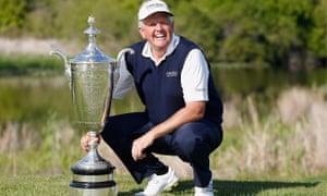 Colin Montgomery Senior PGA Championship