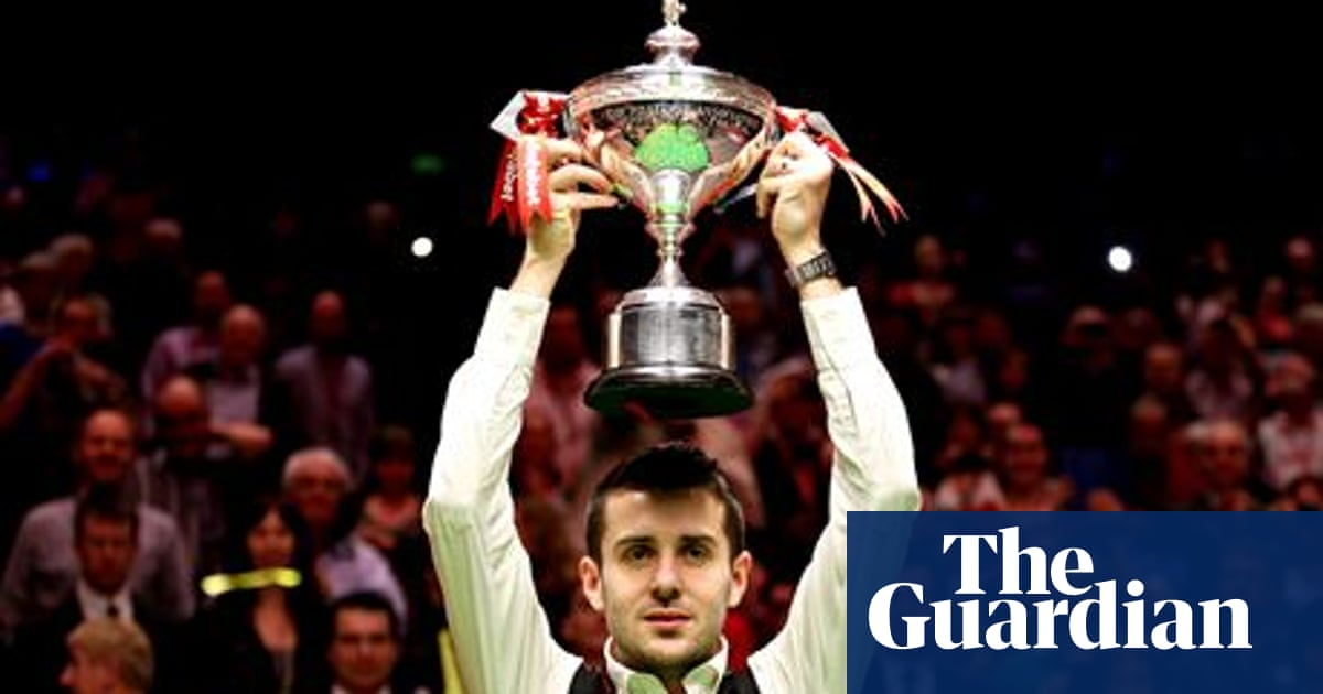Mark Selby beats Ronnie O'Sullivan 18-14 in world snooker final ...