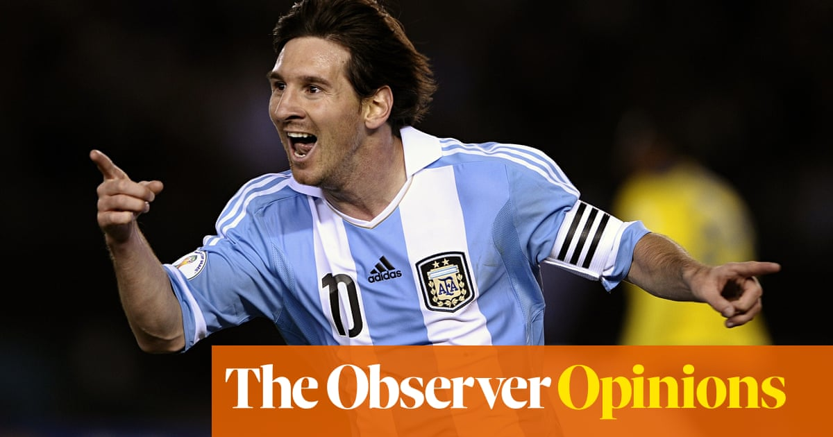 a0bca405e66 Lionel Messi and Argentina ready to fulfil potential at World Cup ...