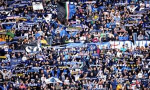 Internazionale fans