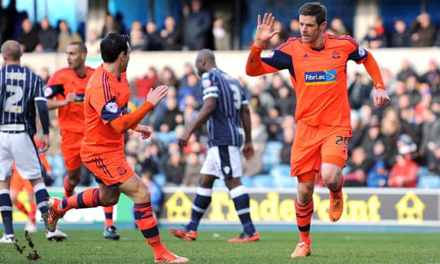 Millwall v Bolton Wanderers - Sky Bet Football League Championship