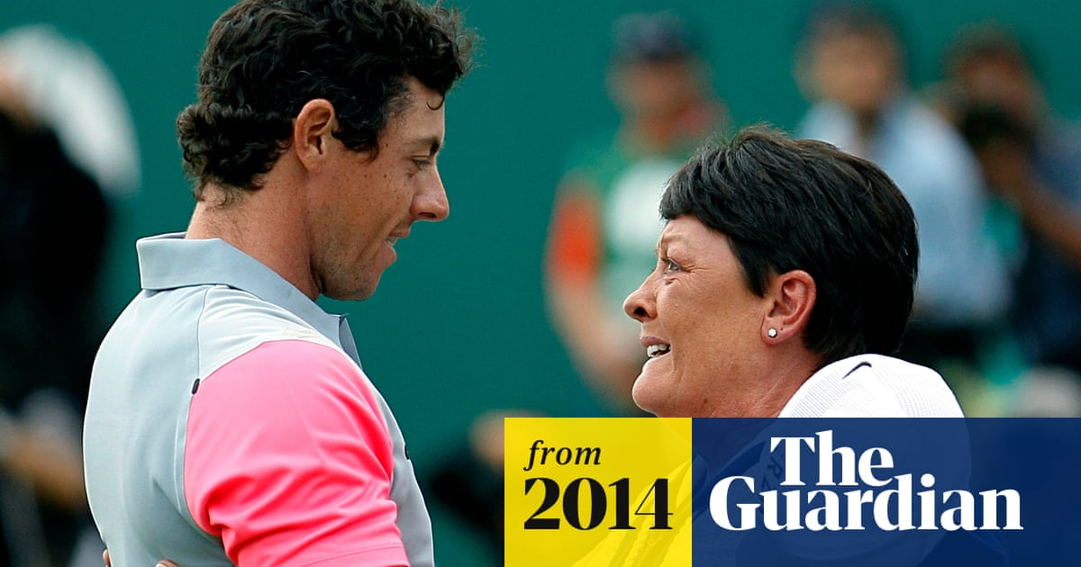 Rory Mcilroy Dedicates 2014 Open Championship Victory To His Mother Rory Mcilroy The Guardian
