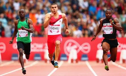 Adam Gemili Commonwealth Games