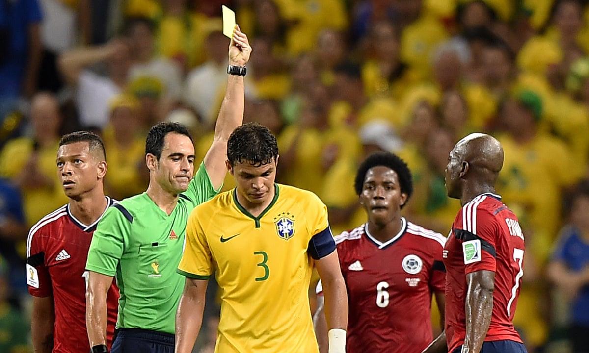 Thiago Silva promises quality from Brazil at World Cup ... |Thiago Silva Footballer 2014