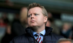 Paul Faulkner has stepped down from his role as Aston Villa's chief executive
