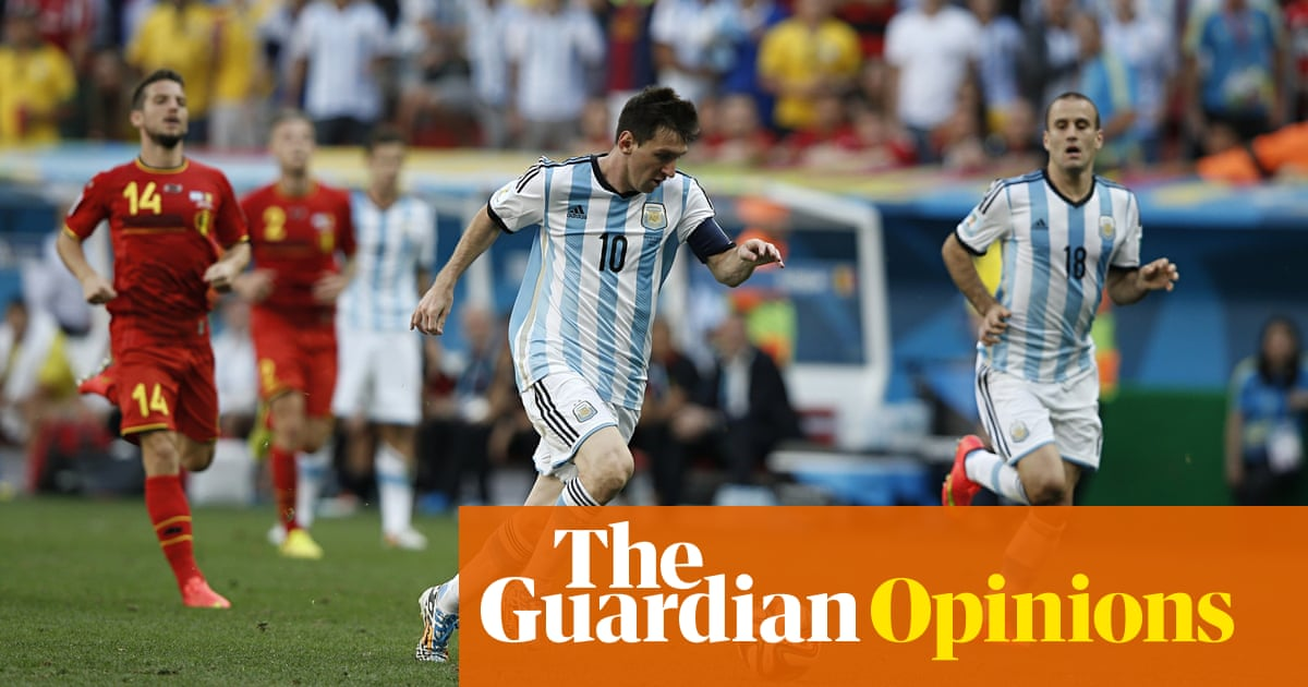 The view from Argentina  Holland must be defeated and no one cares ... 2b9c8a5dd
