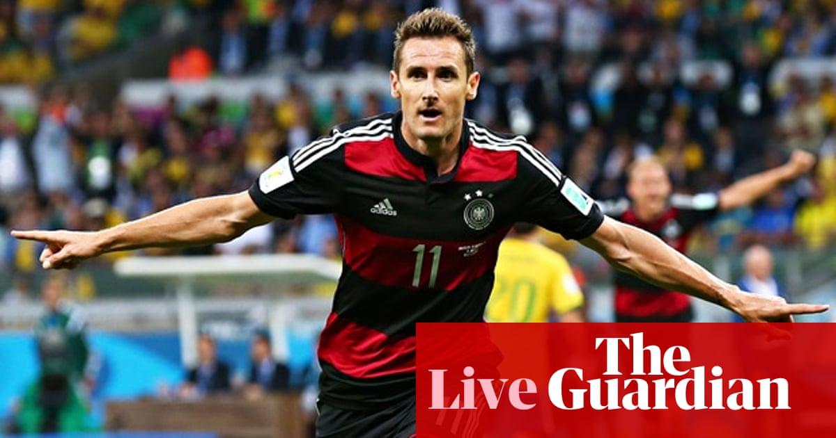f20507753 Brazil 1-7 Germany: World Cup 2014 semi-final – as it happened ...