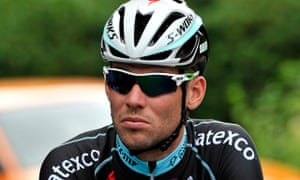 Mark Cavendish won the sprint on stage one the Tour de Poitou Charentes in France.
