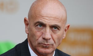 Beppe Sannino has resigned as Watford head coach with the side lying second in the Championship.
