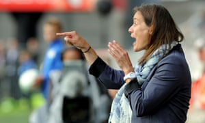 Corinne Diacre Clermont Foot 63