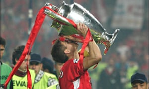Steven Gerrard kisses the European Cup after leading Liverpool to an incredible victory over Milan