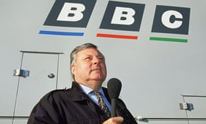 Peter Alliss BBC