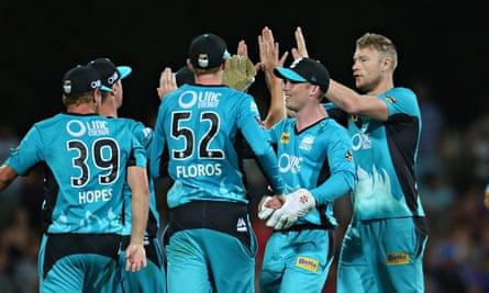 Big Bash League - Hobart v Brisbane