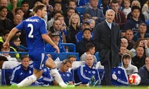 Chelsea v Southampton Stamford Bridge