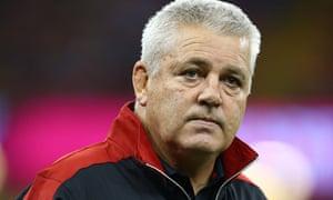 Warren Gatland, Wales coach