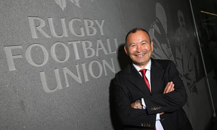Eddie Jones has described becoming England's new head coach as 'too good an opportunity not to take'