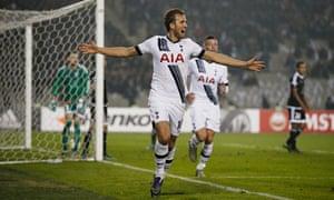Qarabag FK v Tottenham Hotspur - UEFA Europa League Group Stage - Group J