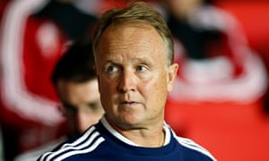 Sean O'Driscoll guided Bournemouth to League One in 2003 and worked as England Under-19 manager