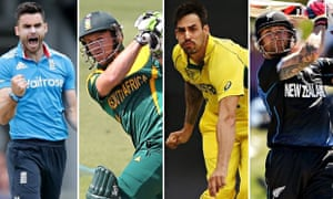 Cricket World Cup 2015 Team By Team Guide Sport The