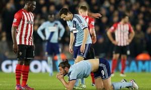 Southampton v West Ham United - Barclays Premier League