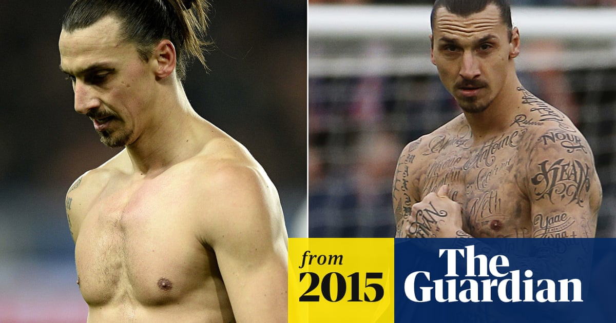 Zlatan Ibrahimovic: new tattoos were to draw attention to