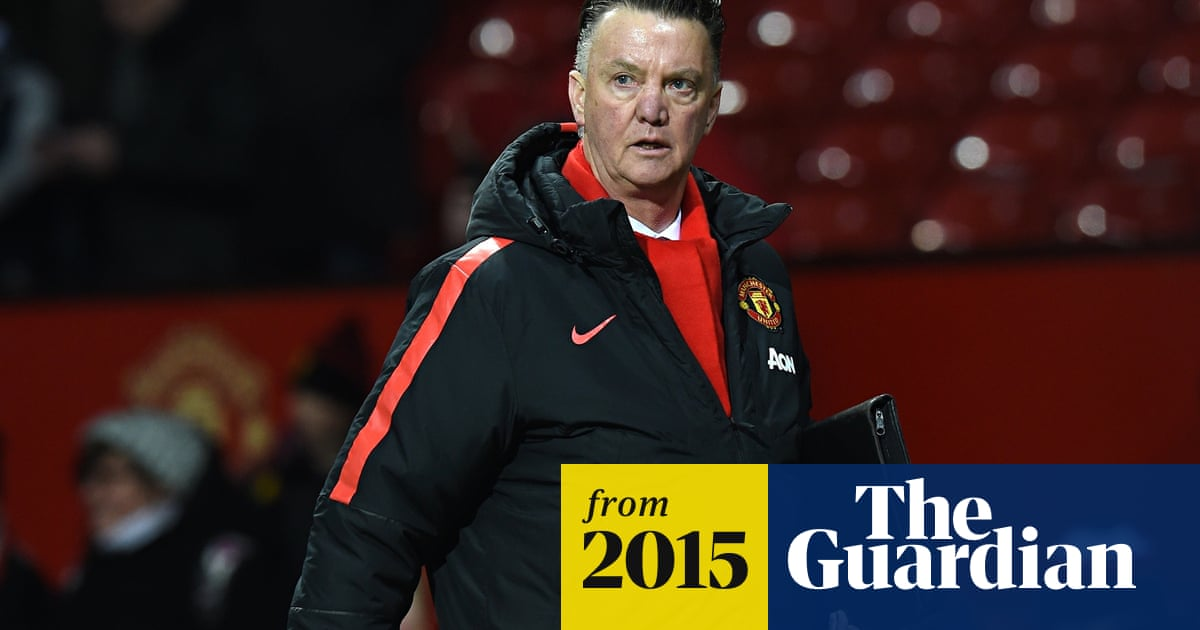 Manchester United's Louis Van Gaal Formally Warned Over