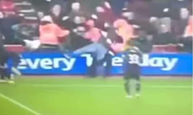 Southampton steward