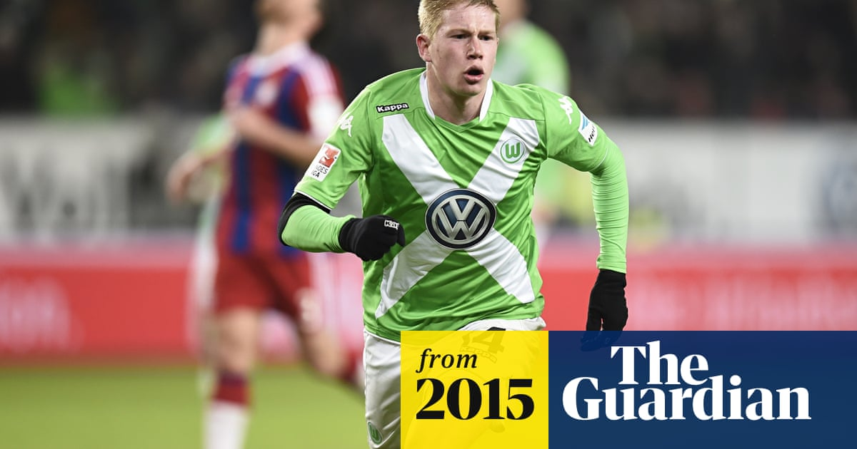 best website aef59 25adb Wolfsburg's Kevin De Bruyne apologises for foul-mouthed ...