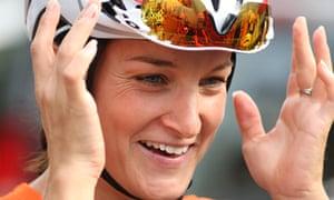 Cyclist Lizzie Armitstead