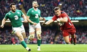 Wales 23-16 Ireland