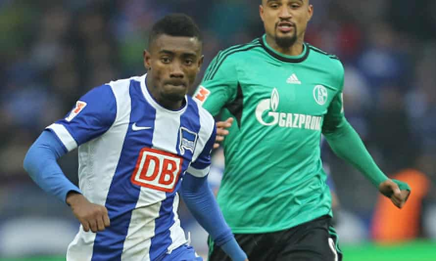 Hertha BSC vs FC Schalke 04