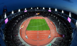 The Olympic Stadium was the centre of world attention in 2012 but sport has not felt the benefits.