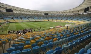Rio 2016 Media Venue Tour