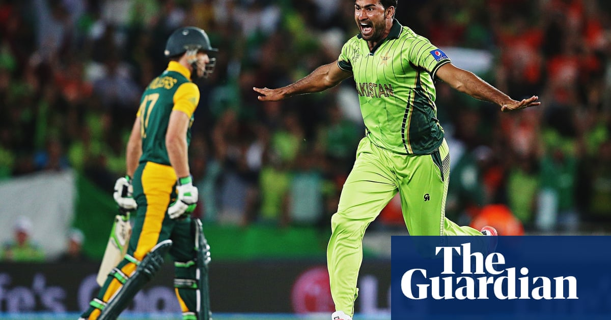 Pakistan Hold Off AB De Villiers To Beat South Africa At Cricket World Cup