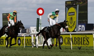 Aintree Grand National Many Clouds