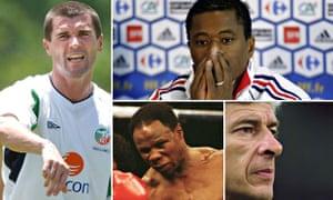 Joy of Six: sporting insults