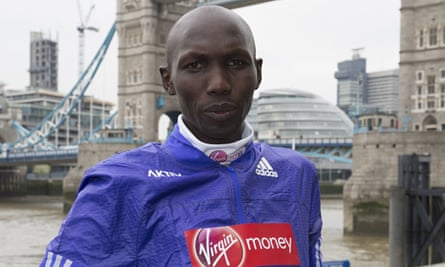 Wilson Kipsang, the defending London Marathon champion, is predicting a vintage race this year.