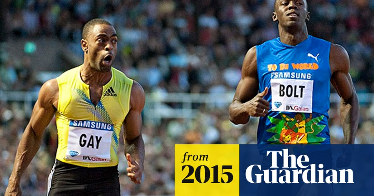 Usain Bolt says Tyson Gay should have been banned for life