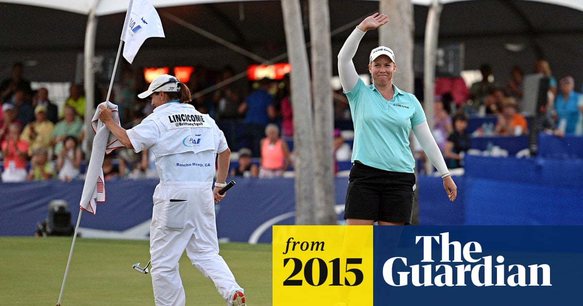 Brittany Lincicome beats Stacy Lewis in play-off to win ANA
