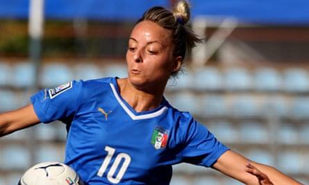 Italy v Ukraine - FIFA Women's World Cup Qualifier