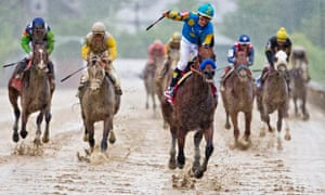 If I love animals, how can I love horse racing? It requires